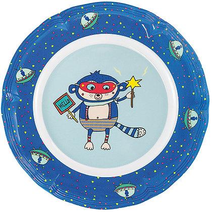 Round Plate • Stinky
