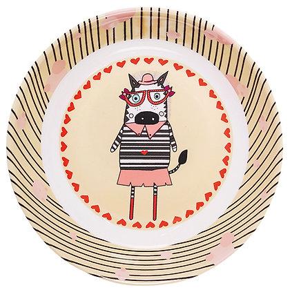 Deep Plate • Michelle