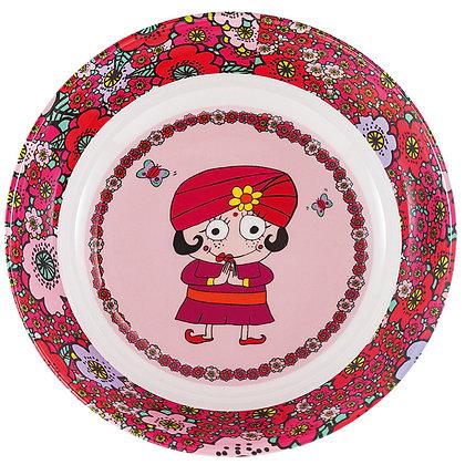 Deep Plate • Madama Maharadja