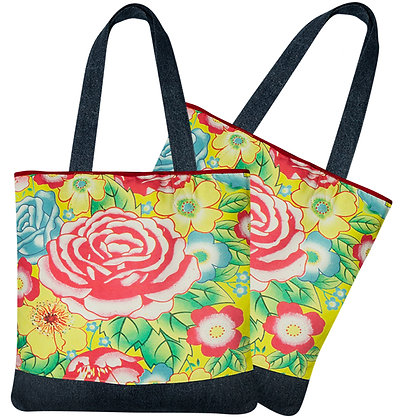 Shopping Bag • Yellow Spring