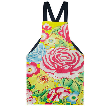 Kids Apron • Yellow Spring