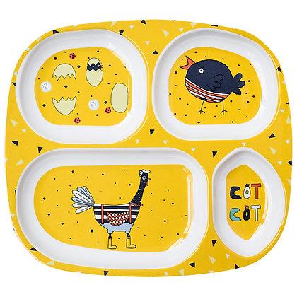 Kids Plate • Albert