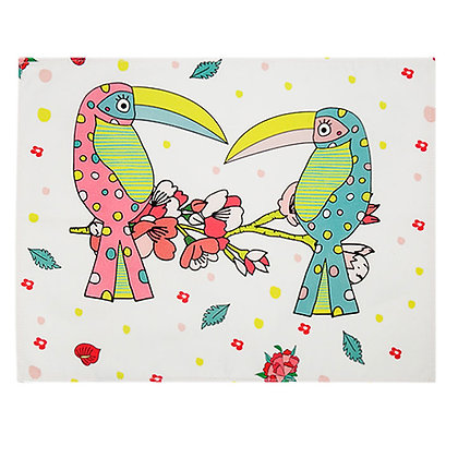 Placemat • Toucan Sisters