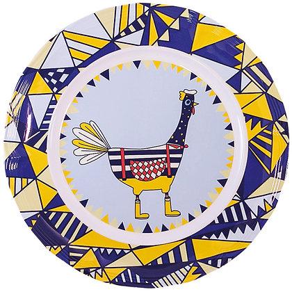 Round Plate • Albert