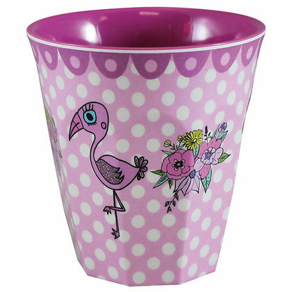 Beker S • Pink Flamingo