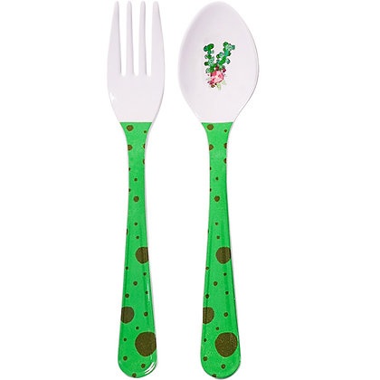 Fork & Spoon • Cactus