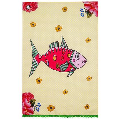 Theedoek • Mrs Fish
