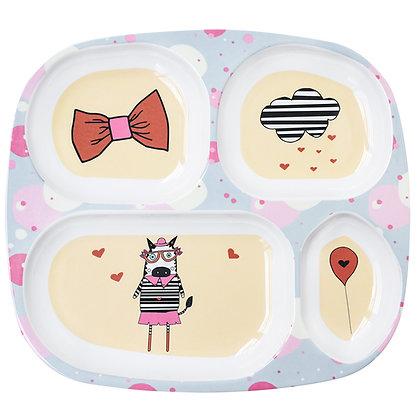 Kids Plate • Michelle