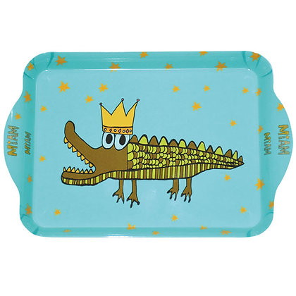 Scatter Tray • Croco