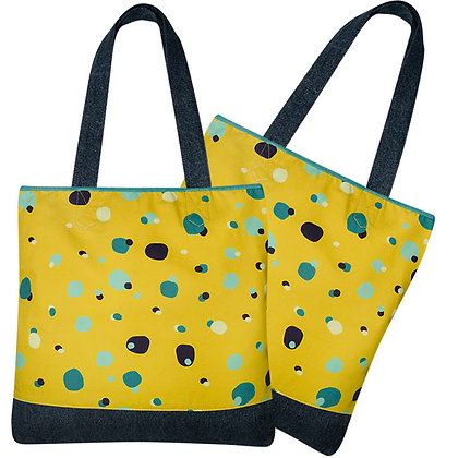Shopping Bag • Bubbles