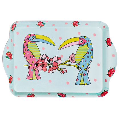 Scatter Tray • Toucan Sisters