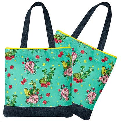 Shopping Bag • Cactus