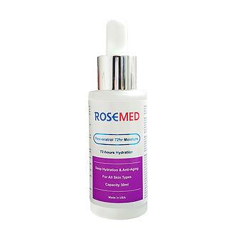 Rosemed Resveratrol 72hrs Moisture Serum