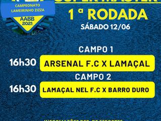 Sábado é dia de Campeonato Lameirinho Zizza 2021 - Confira os jogos