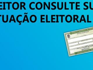 Em relação a biometria, a Justiça Eleitoral de Mato Grosso informa: