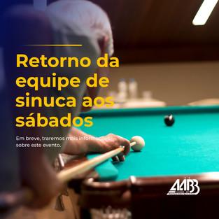 Sinuca para aposentados do Banco do Brasil. Em breve!