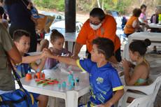 Dia das crianças na AABB!