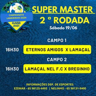 Campenato Lameirinho Zizza 2021 - Sábado 19/06