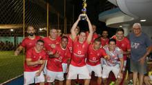 Embaixo de chuva, União e Dom Bosco disputam final eletrizante; União é campeão do Interclubes 2019