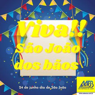 É dia de São João!