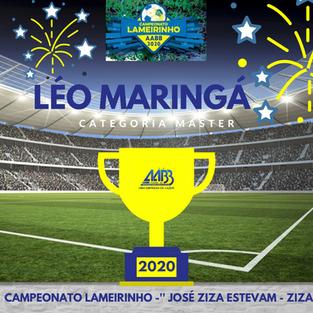 Campeonato Lameirinho 2020 - Resultados das finais das Categorias Master e Absoluta