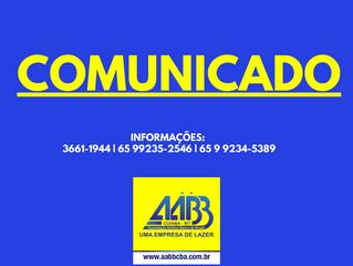 INFORMATIVO AABB CUIABÁ