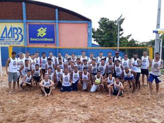 Futevôlei, esporte em ascensão na AABB Cuiabá