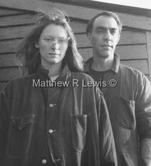 Tilda Swinton & Derek Jarman