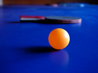 It Was Not Table Tennis that My Heart Was Seeking For