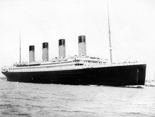 Our Home, Titanic