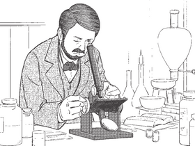 Pasteur: A Man who saved people from infectious diseases