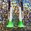 Thumbnail: MINI TRUMPET EARRINGS