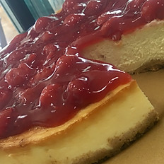 Whole cheesecake