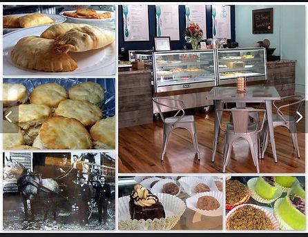 Bakery Interior, Items, and History