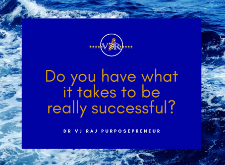 10 Questions: Do You Have What It Takes?