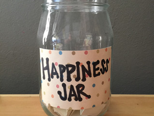 Happiness... In A Jar