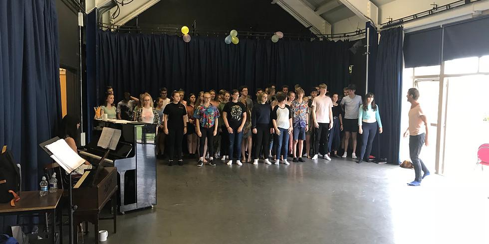 Senior BAY & BAY Musical Theatre Course (2019)