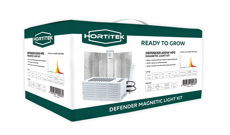 Grow Light Kit - HORTITEK Defender