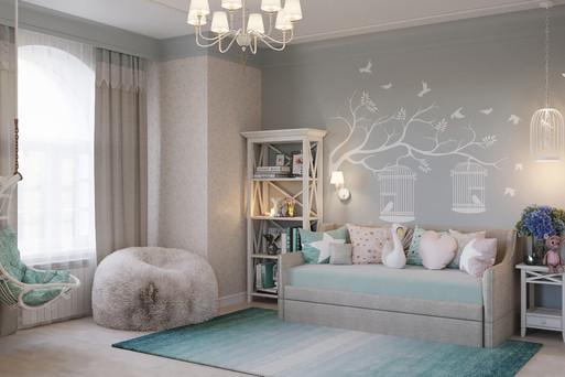 Спальня дочери