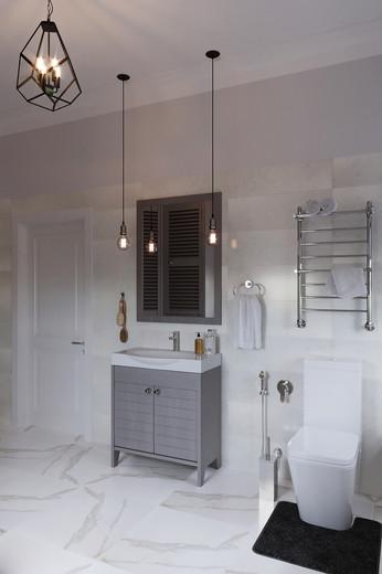 Ванная 1 этаж