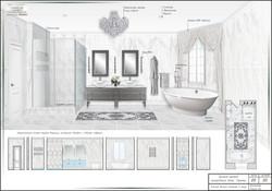 КОЛЛАЖ ванная 2эт. 1 №134