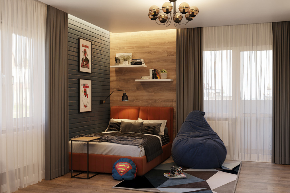 Спальня сына 3