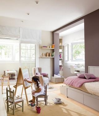 Детская комната. Советы по дизайну