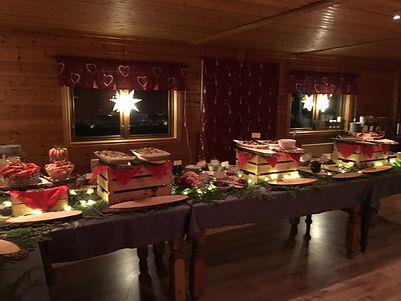 Julbord Åtvidaberg