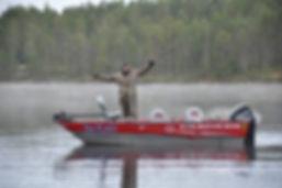 Guidad fisketur Östergötland