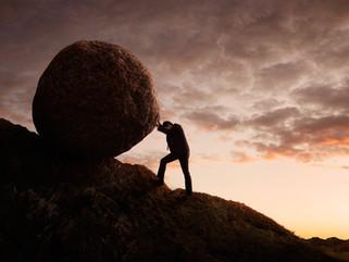 ÄR DET VERKLIGEN BARA STRESS?