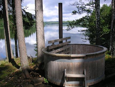 Badtunna & Bastu Nysjöns Fiske & Konferens
