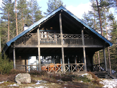 Höjden Nysjöns Fiske & Konferens