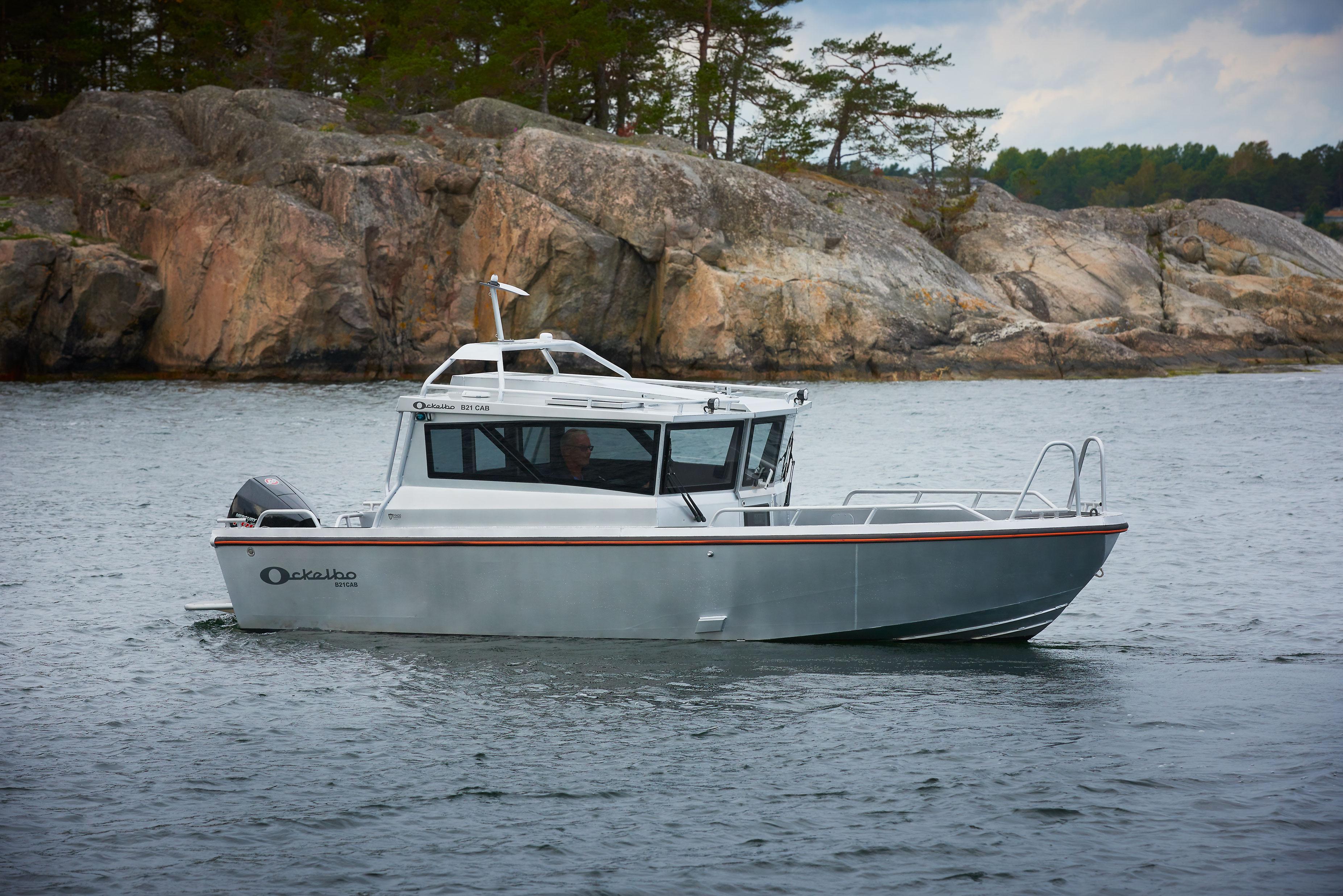 begagnade båtar till salu