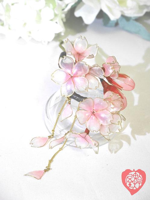 桜のかんざし 「寧々」